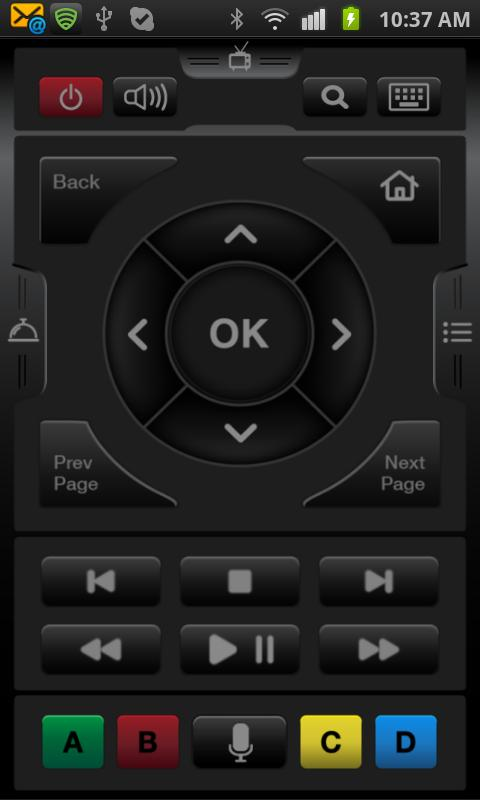 WD TV Remote - screenshot