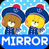 Mirror Selfie TINY TWIN BEARS