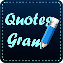 Quotesgram - Quotes on Pic icon