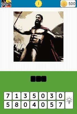 The Movie Quiz - screenshot