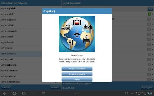 Rozmówki turystyczne Screenshot 9