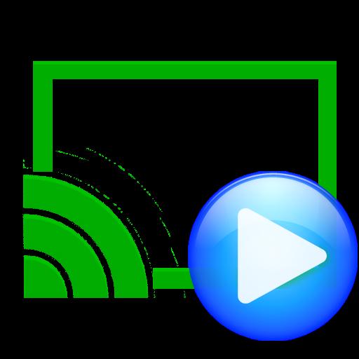 NAS Cast 媒體與影片 App LOGO-APP試玩