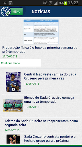 Sada Cruzeiro Oficial