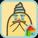 Friend D-ddung dodol theme icon
