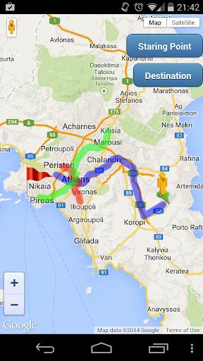 玩免費交通運輸APP|下載Athens Metro app不用錢|硬是要APP