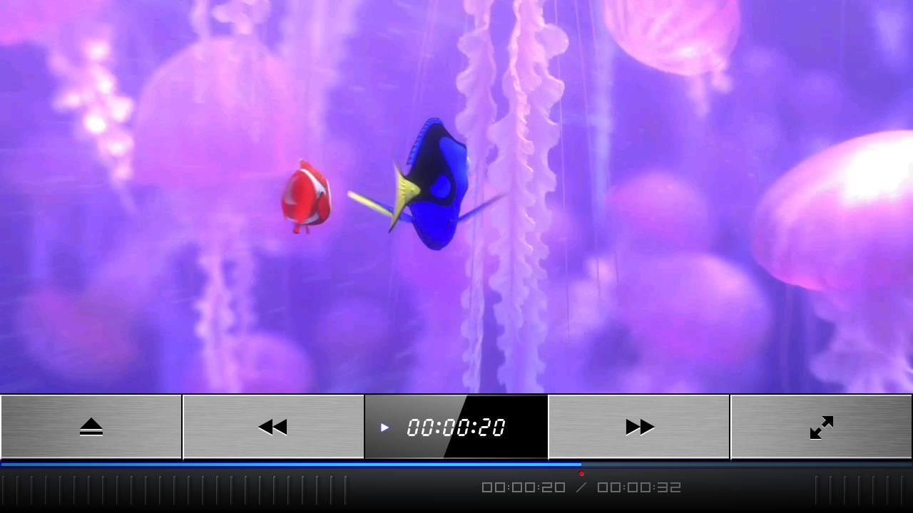 RockPlayer2 - screenshot