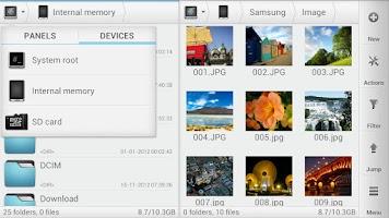Screenshot of Solid Explorer Unlocker