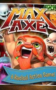 Max Axe - Epic Adventure! - screenshot thumbnail