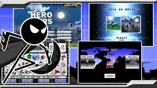 HERO WARS apk screenshot 4