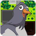 Traffic Pigeon Racer icon