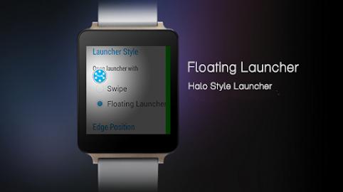 Swipify - Wear Launcher Screenshot 2
