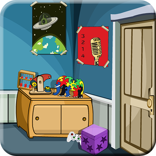 解谜の愉快なキッズルームエスケープ LOGO-記事Game