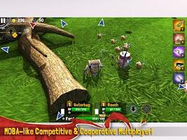 Screenshot of Bug Heroes 2