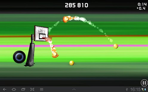 Tip-Off Basketball- screenshot thumbnail
