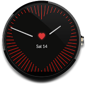 IMPULSE - Watch face