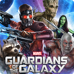 Guardians of the Galaxy LWP Icon