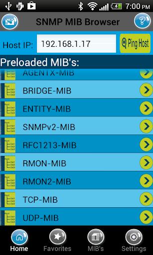SNMP MIB Browser 1.1