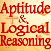 Aptitude and Logical Reasoning