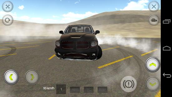 Crazy SUV Racer