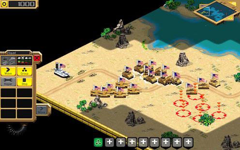 Desert Stormfront - RTS Screenshot 33