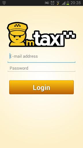 mTaxi - Taxi Driver app