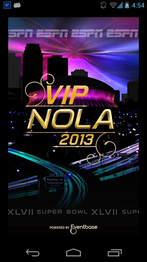 VIP NOLA 2013 - screenshot