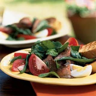 Summer Steak Salad.