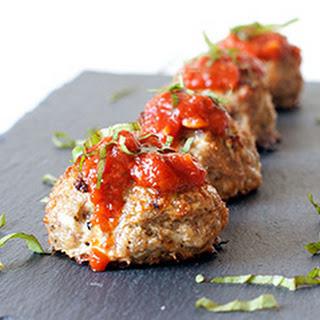 Turkey Zucchini Meatballs.