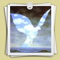 René Magritte icon