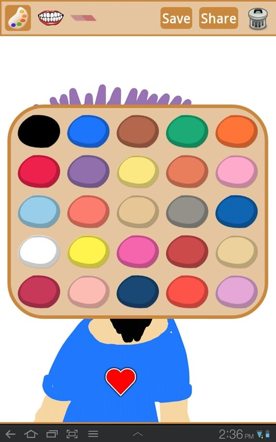 Finger Paint Free - screenshot