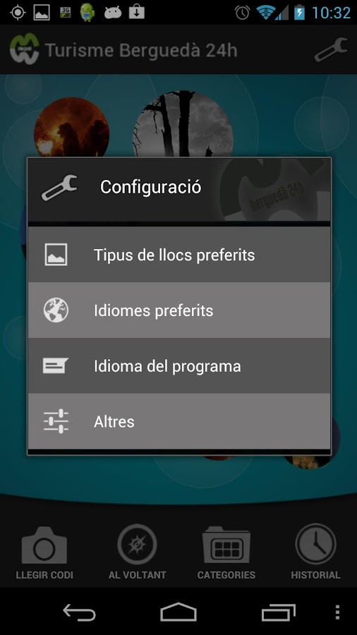Bergueda 24 h tourist office- screenshot