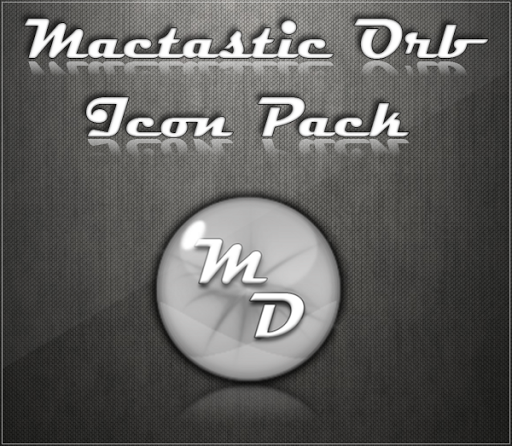 Mactastic Orb Icon Pack