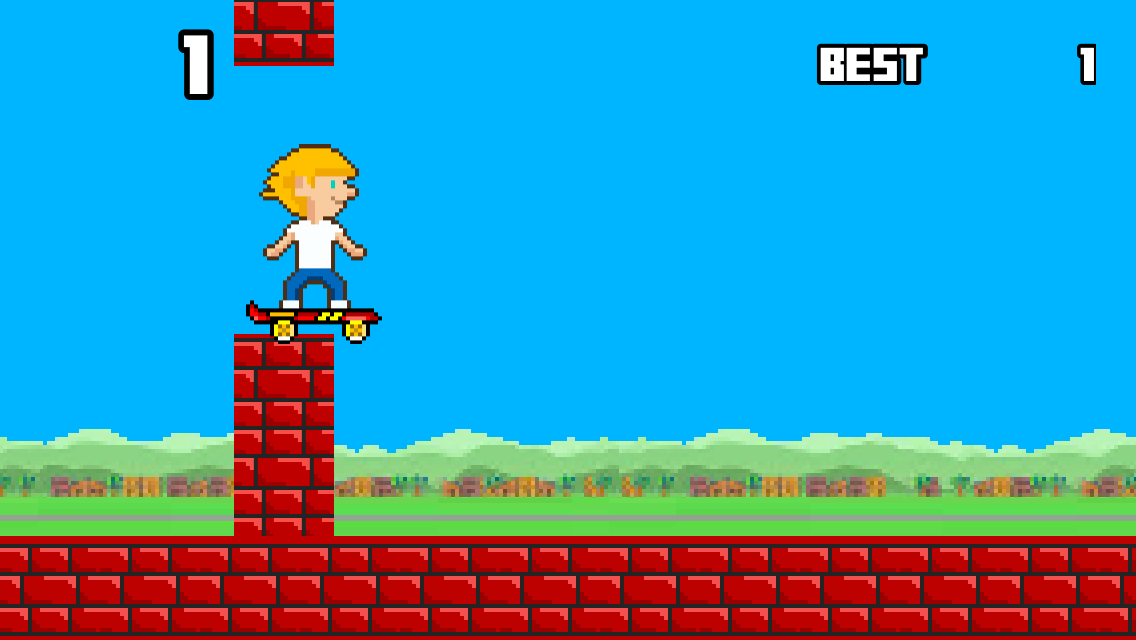 Jumpy Jack™ - screenshot