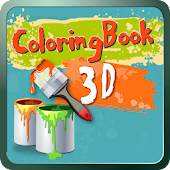 FGG Coloring Book 3D