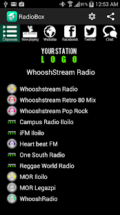 RadioBox HD- screenshot thumbnail