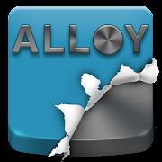 Alloy Blue Theme CM10.1