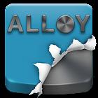 Alloy Blue Theme CM10.1 icon