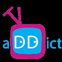 TV Addict Free icon