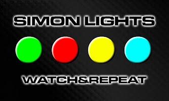 Screenshot of Simon Lights