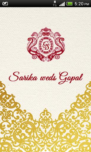 Sarika Gopal