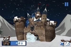 Screenshot of Snow Ball : A Christmas Tale!