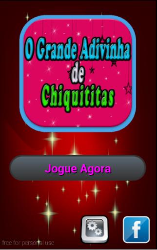 Grande Adivinha de Chiquitita