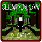 Slenderman Blocks APK for Bluestacks