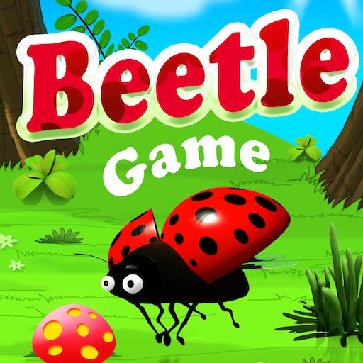 游戏甲虫。