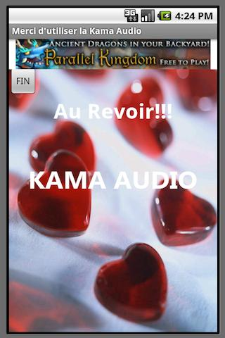 Kamasoutra  Audio en Français - screenshot