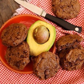 How To Make Chocolate Avocado Cookies