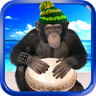 Conversando macaco icon