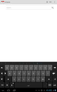 Thumb Keyboard Screenshot 28