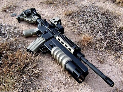 狙擊槍拼圖