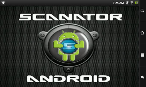 Scanator Android OB2